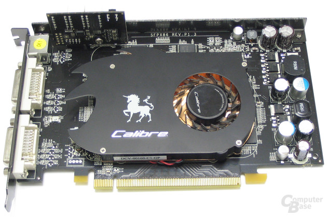 Sparkle Calibre 8600 GT