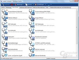 SiSoftware Sandra XII – Benchmarks
