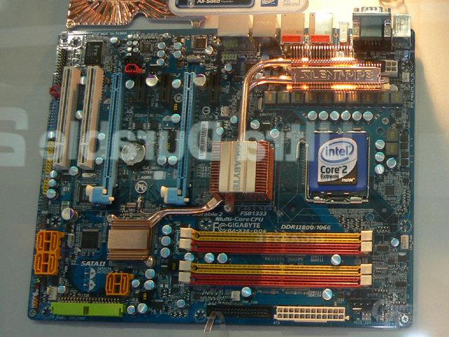 Gigabyte GA-X38-DQ6