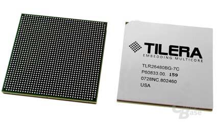 Tilera Tile64  Chip