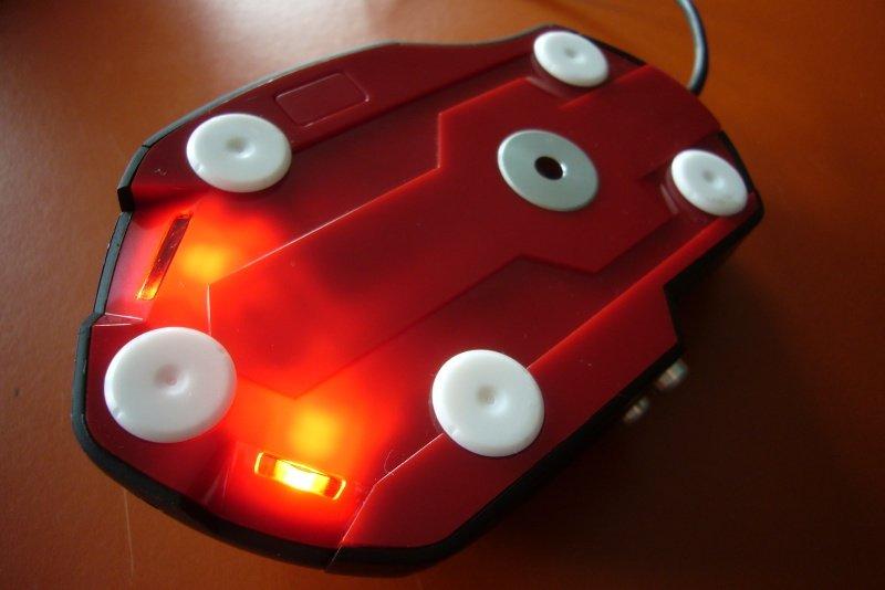 Microsoft SideWinder Mouse   Quelle: Engadget.com