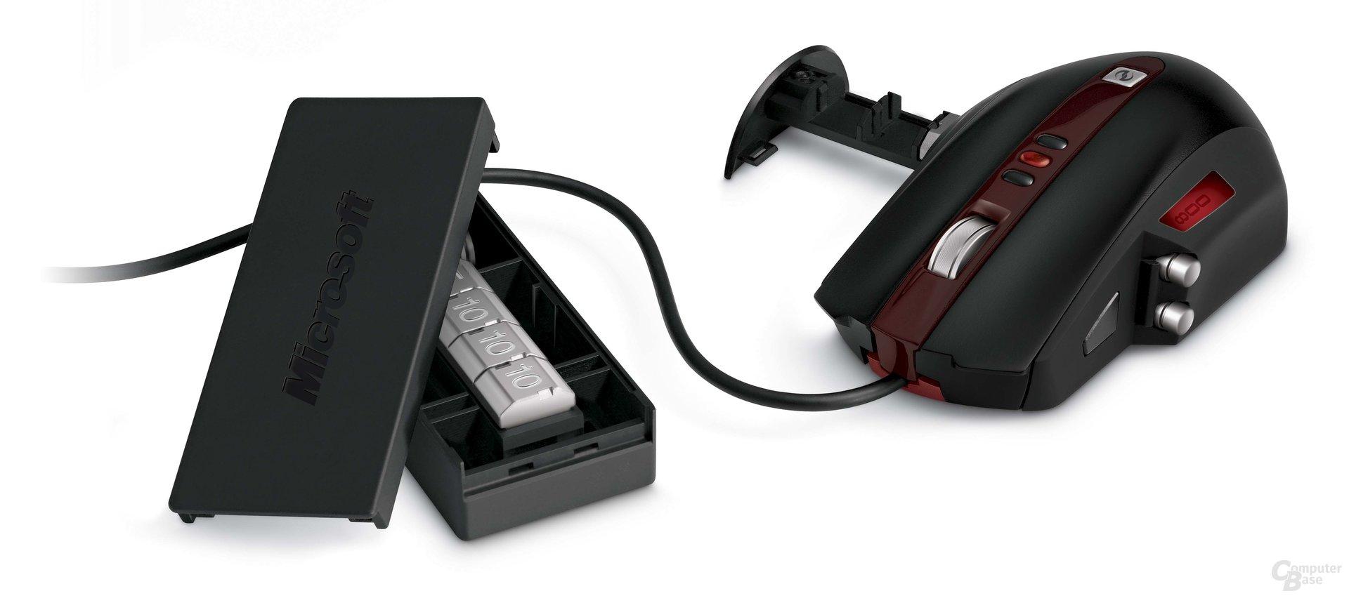 Microsoft SideWinder Mouse