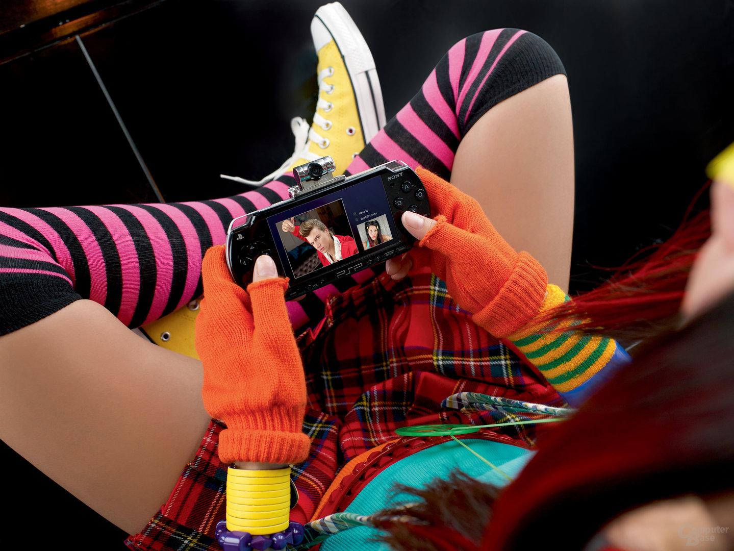Go!Messenger für PSP