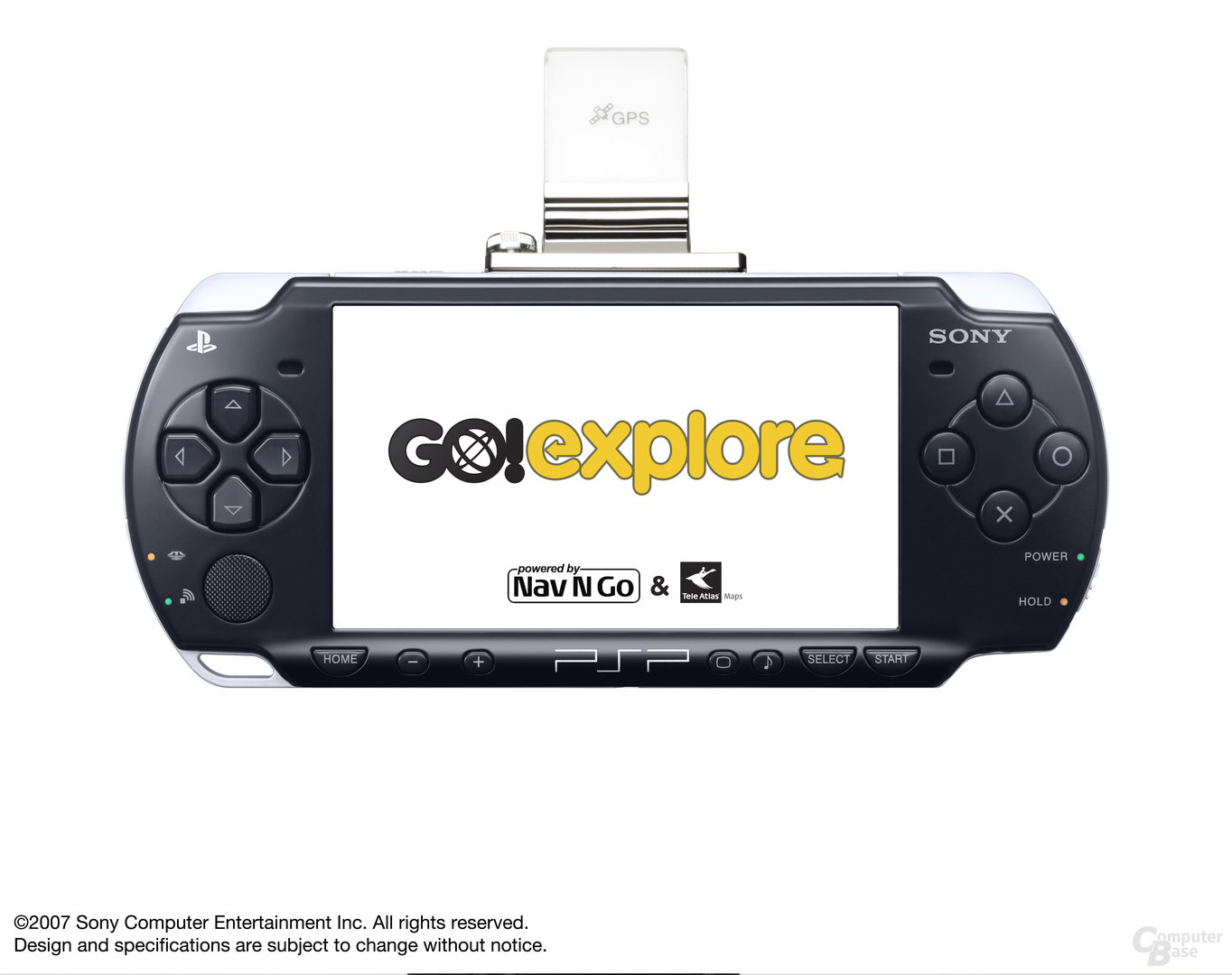 Go!Explore für PSP