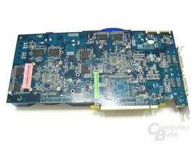 Radeon HD 2600 XT X2 Rueckseite