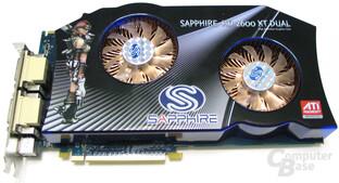 Sapphire Radeon HD 2600 XT X2