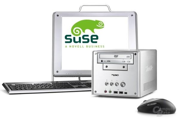 Shuttle Linux Barebone