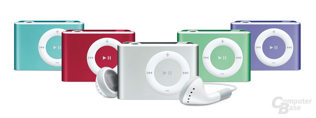 Neuer iPod shuffle