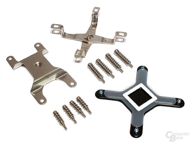 Direktverschraubung auf AM2- und 775 LGA-Plattformen