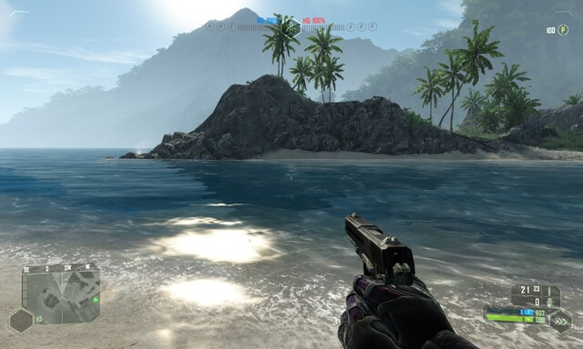 Crysis Beta | 11.09.07 | Quelle: NVnews.net