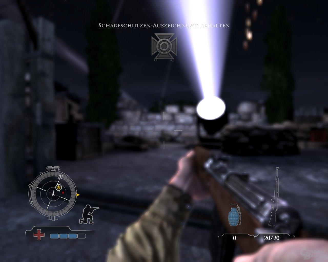 MohA – Waffenupgrade erreicht