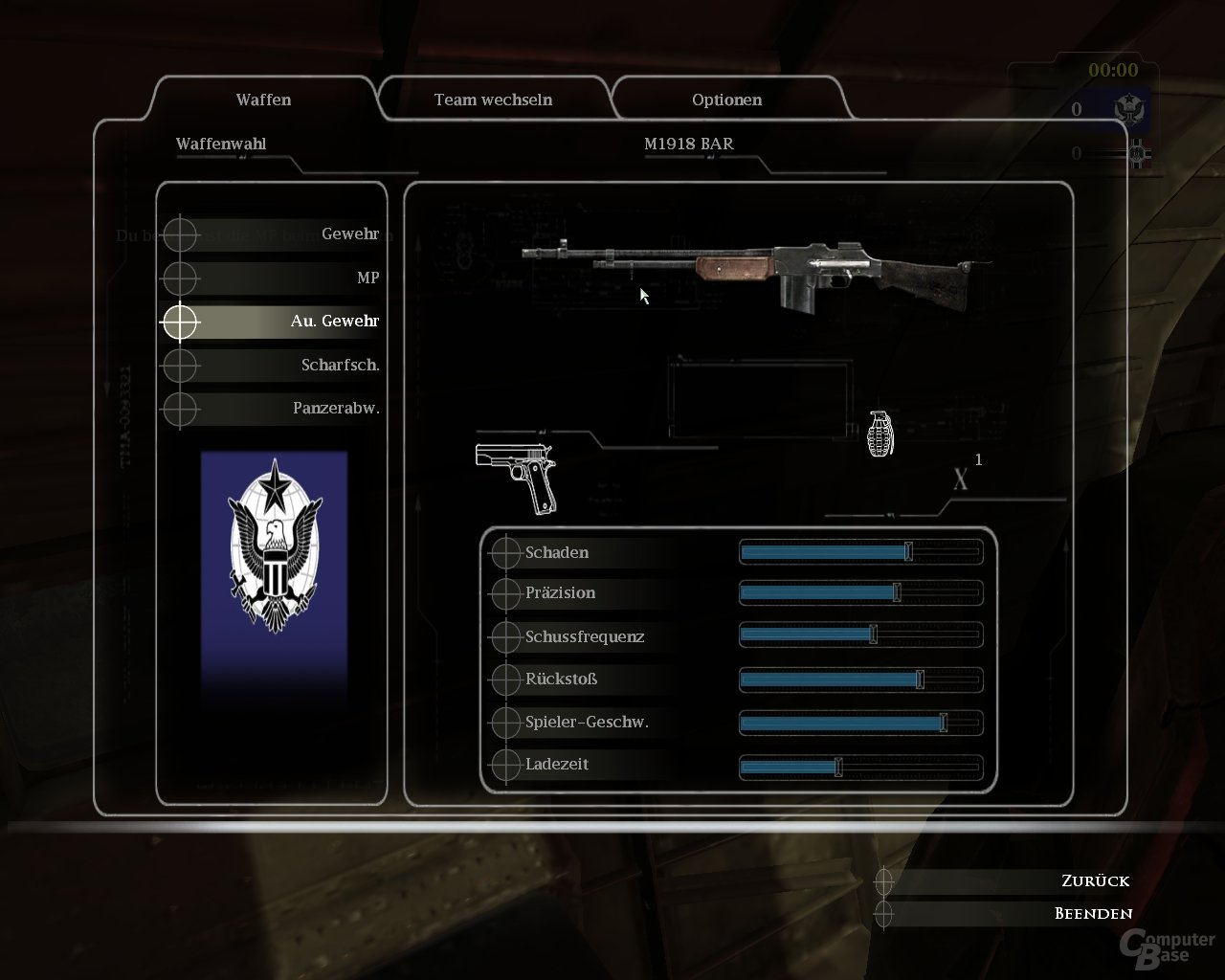 MohA – Multiplayer