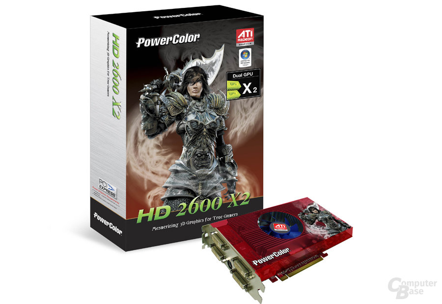 PowerColor HD 2600 X2