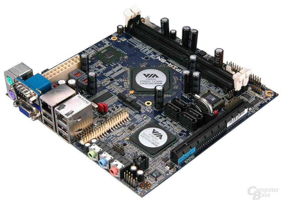 VIA EPIA SN Mini-ITX-Mainboard