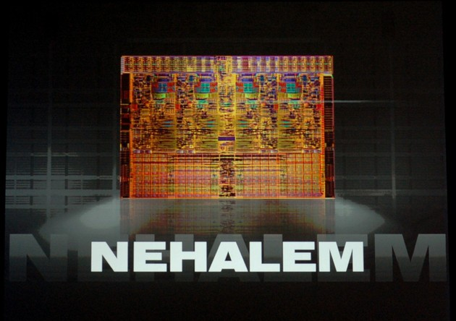 Erster Die-Shot der Nehalem-Architektur deutet auf vier Kerne hin