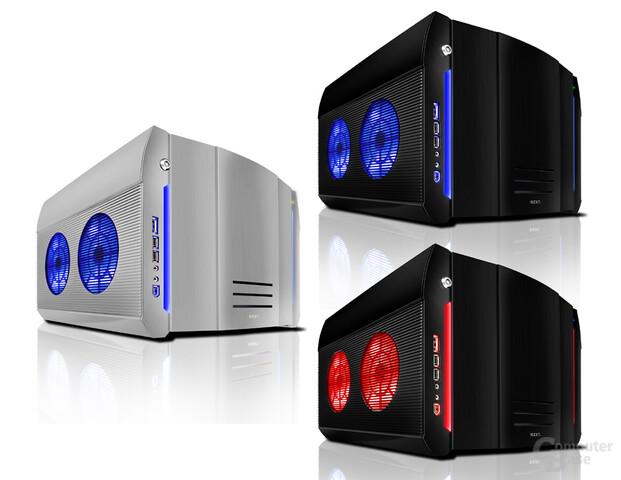 NZXT Rogue: Der neue Edel-Cube für Gamer