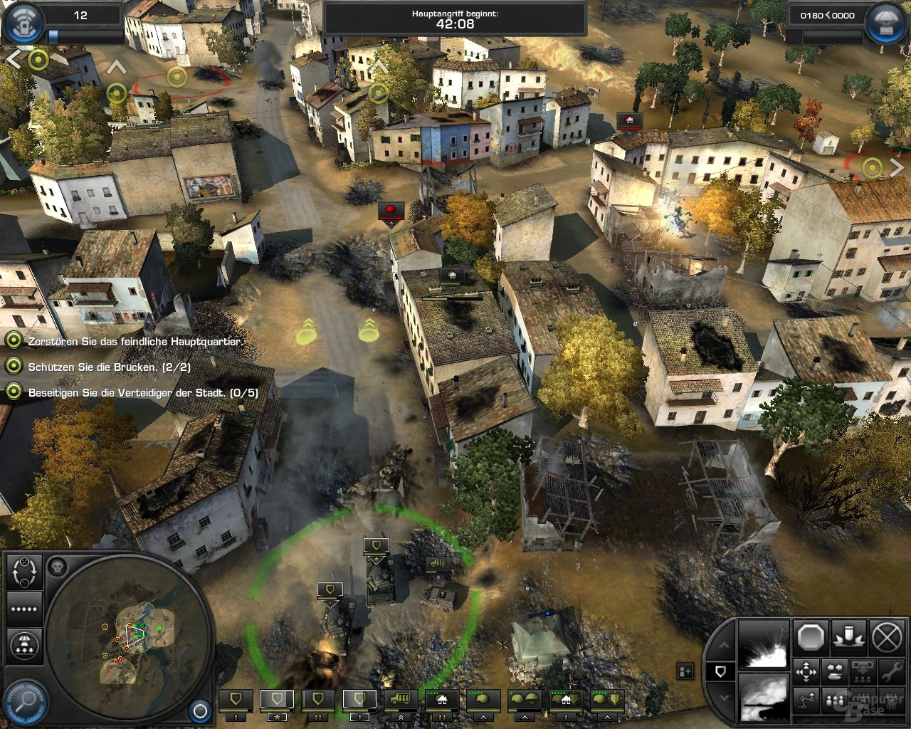 iWorld in Conflict