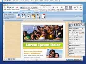 Office 2008 für Mac