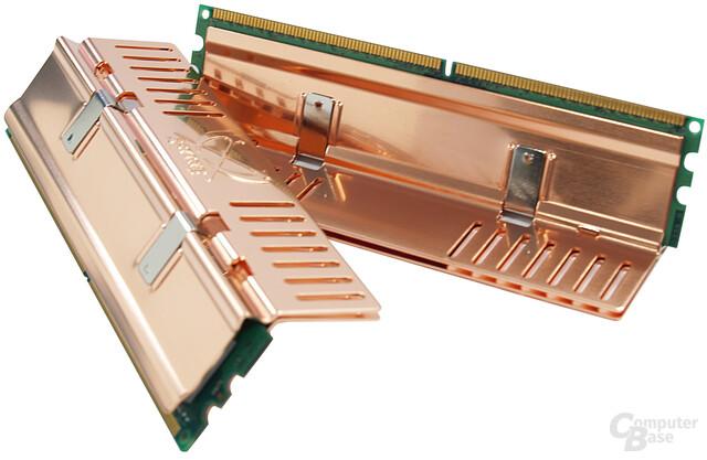 Kupfer-Variante des Kama-Wing-RAM-Kühlers