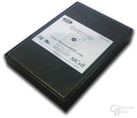 Platinum HDD von DTS