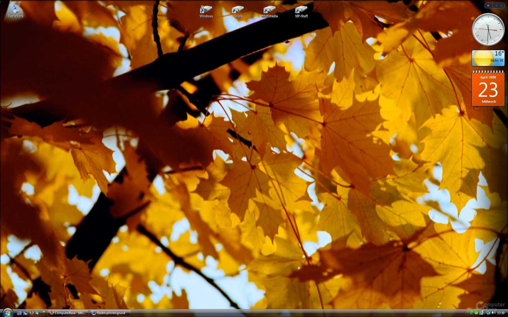 Dreamscene Herbst