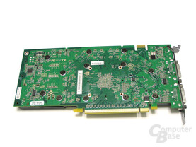 GeForce 8800 GT Rueckseite