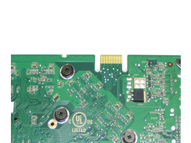 GeForce 8800 GT SLI-Connector