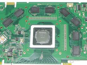 GeForce 8800 GT GPU und Speicher