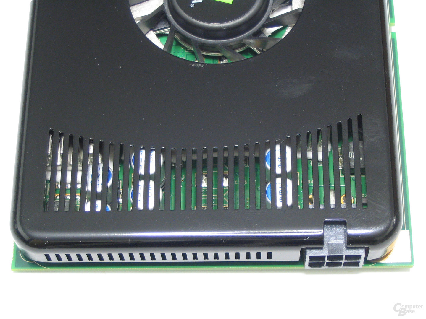 GeForce 8800 GT Kuehlerende