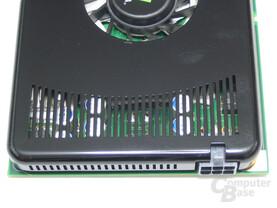 GeForce 8800 GT Kuehlerende