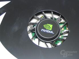 GeForce 8800 GT Luefter