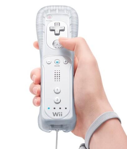 Nintendo Wii-Fernbedienungshülle (Wii Remote Jacket)