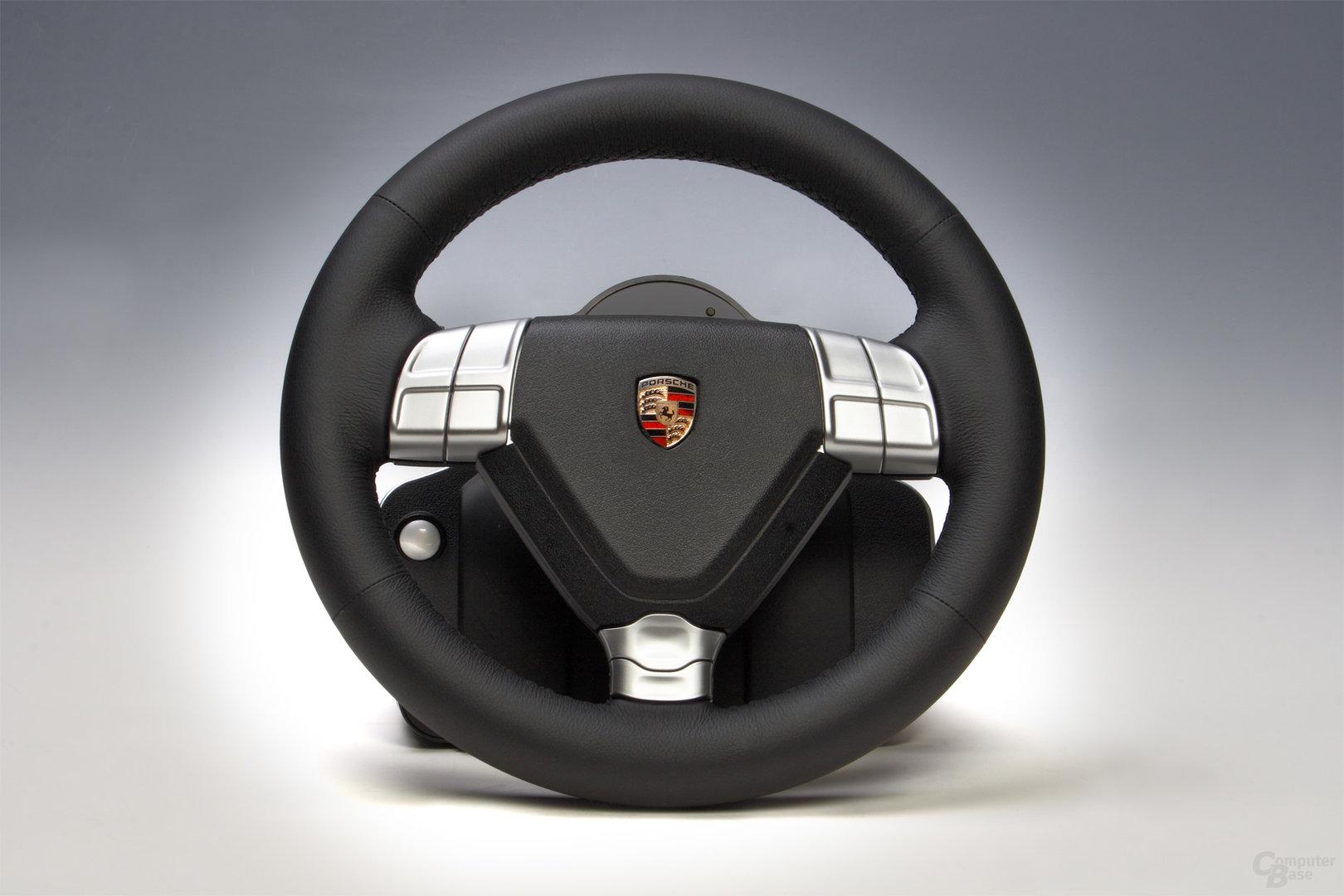 porsche 911 turbo s lenkrad vorne bild 1 9 computerbase. Black Bedroom Furniture Sets. Home Design Ideas