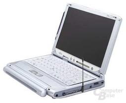 Notebook mit 14,5 h Akku-Laufzeit