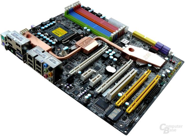 MSI HydroGen X38