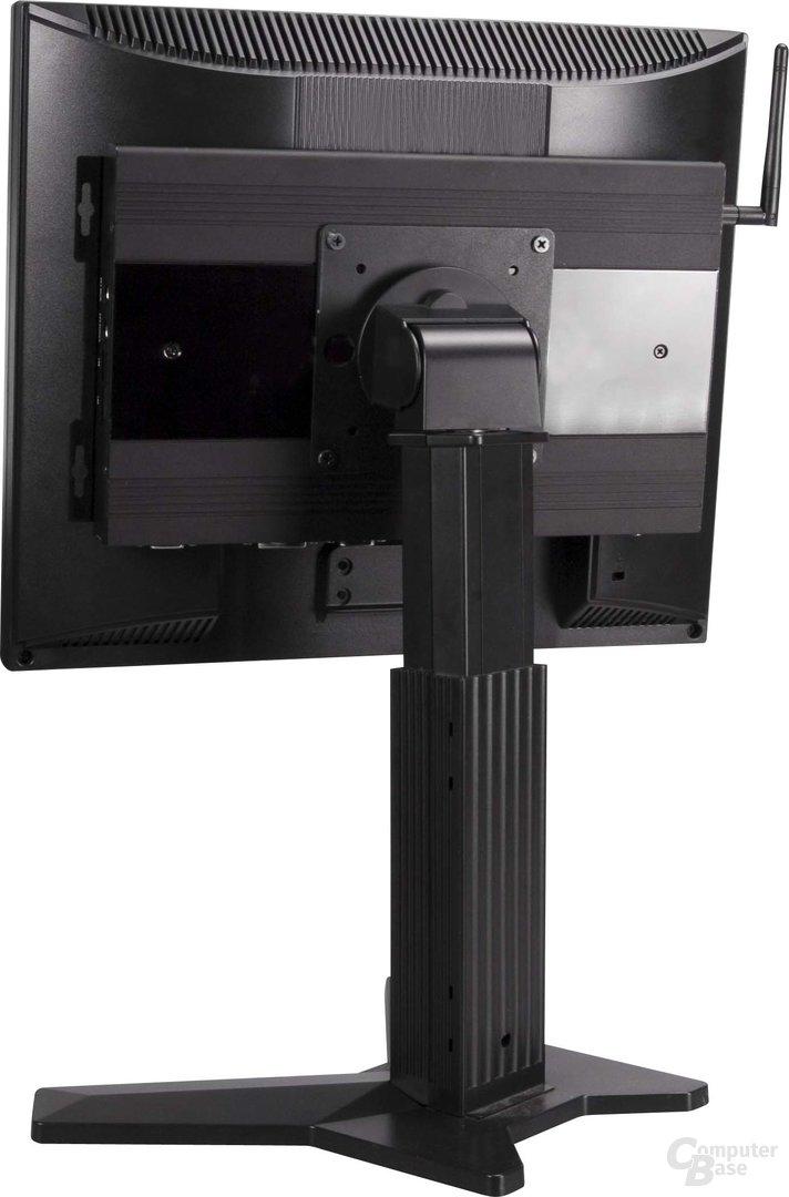 VIA m7700 PC für die VESA-Montage