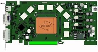 Vorderseite GeForce 8800 GT