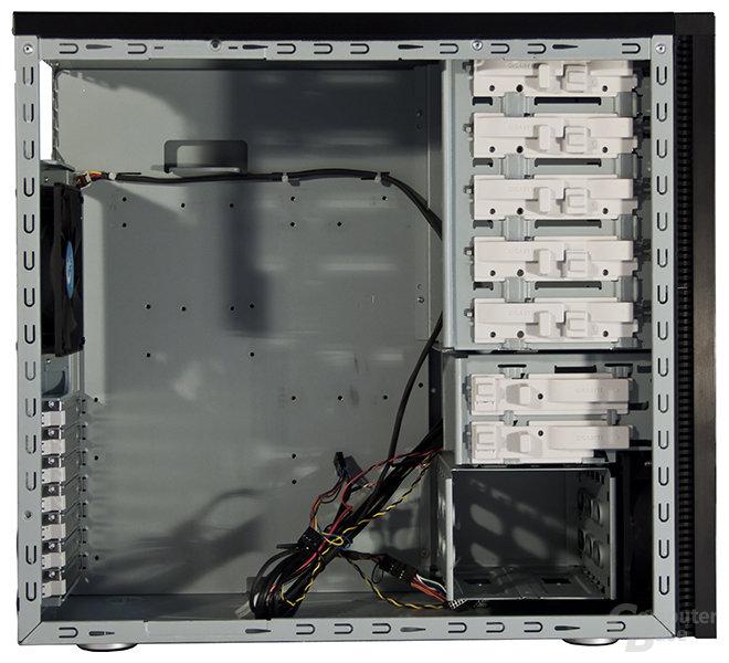 Gigabyte iSolo 210 – Innenraum