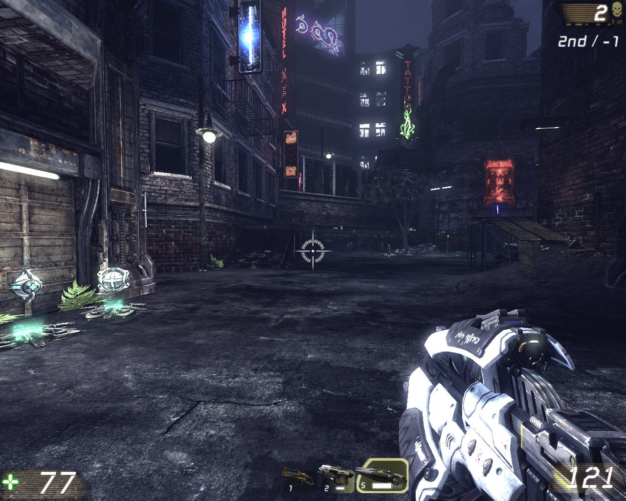 Unreal Tournament 3 Demo