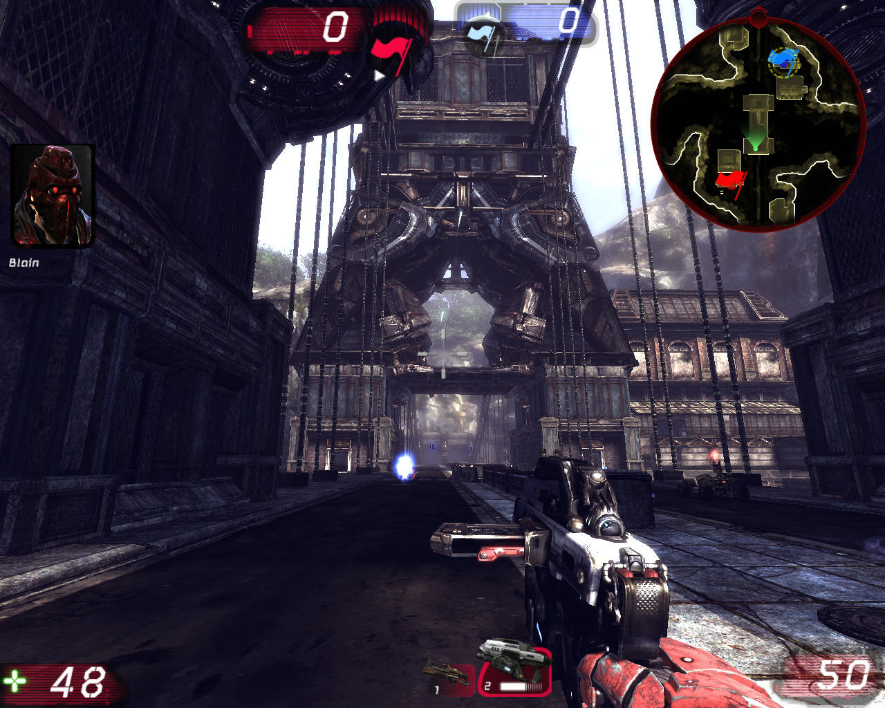 Unreal Tournament 3 Demo – VCTF-Suspense