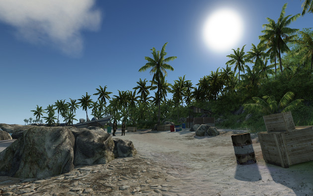 Insel HIGH (DirectX-9)