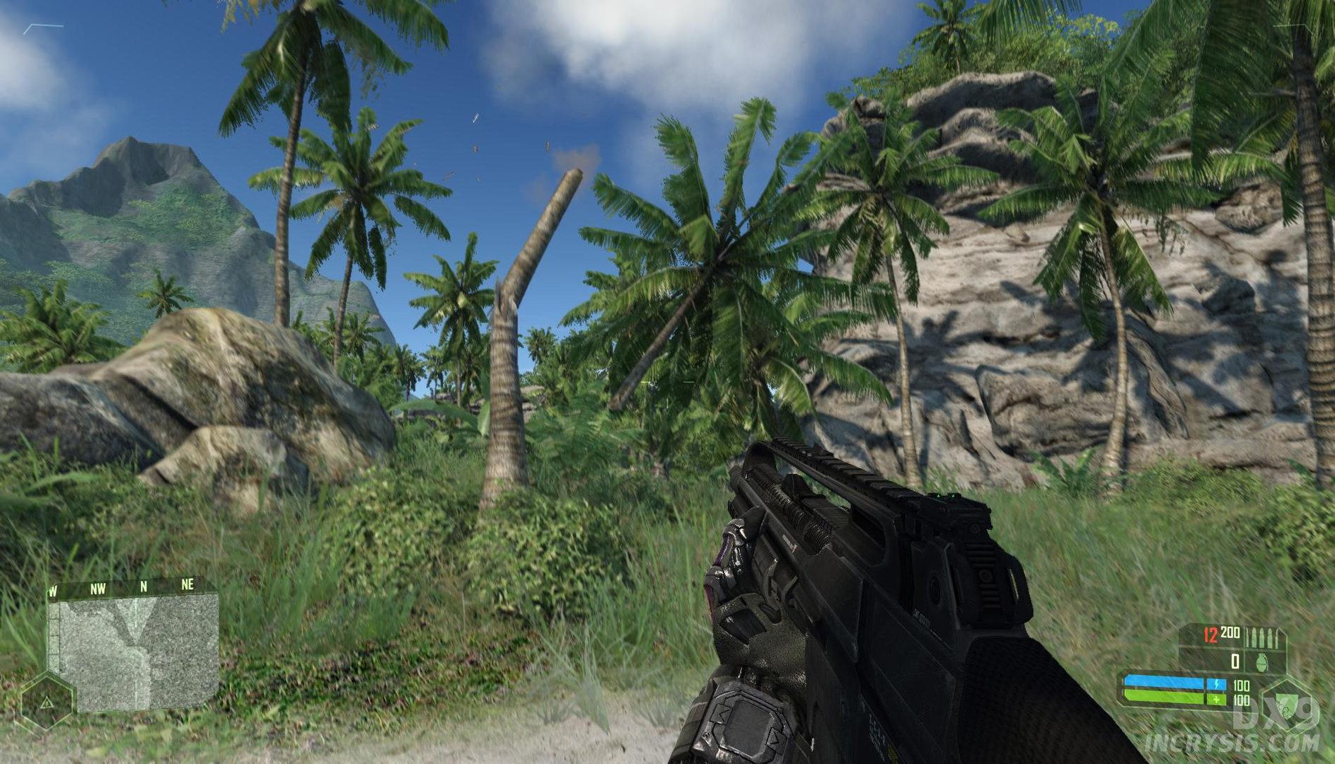 Crysis: DirectX 9 vs  DirectX 10 im Vergleich - ComputerBase
