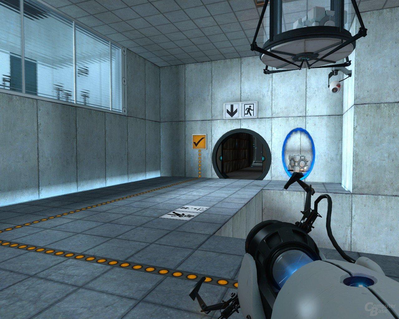 Portal: Neugierig auf mehr