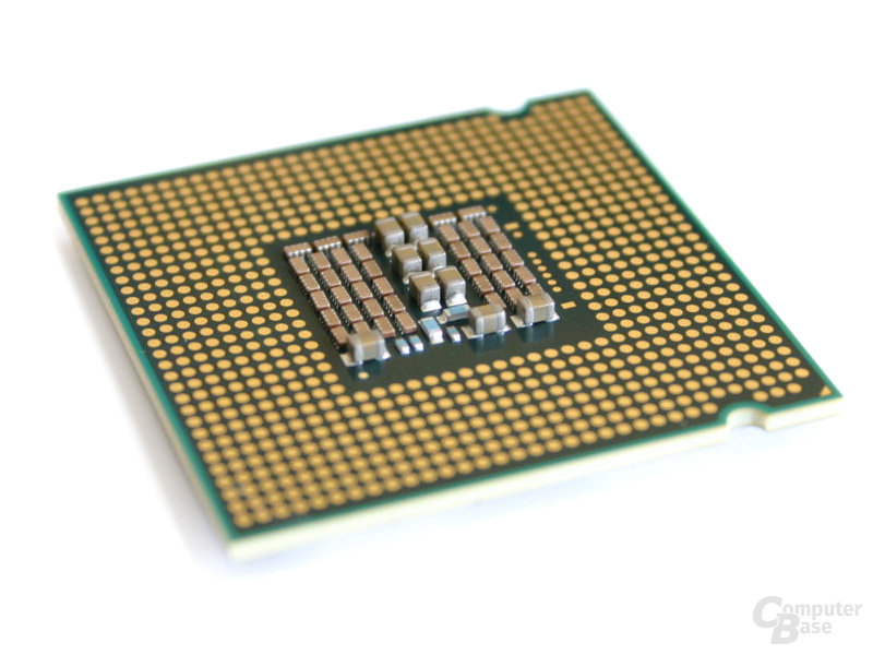 Intel Core 2 Extreme QX9650 – Perspektive