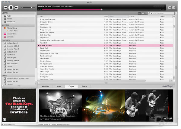 Songbird for your Mac