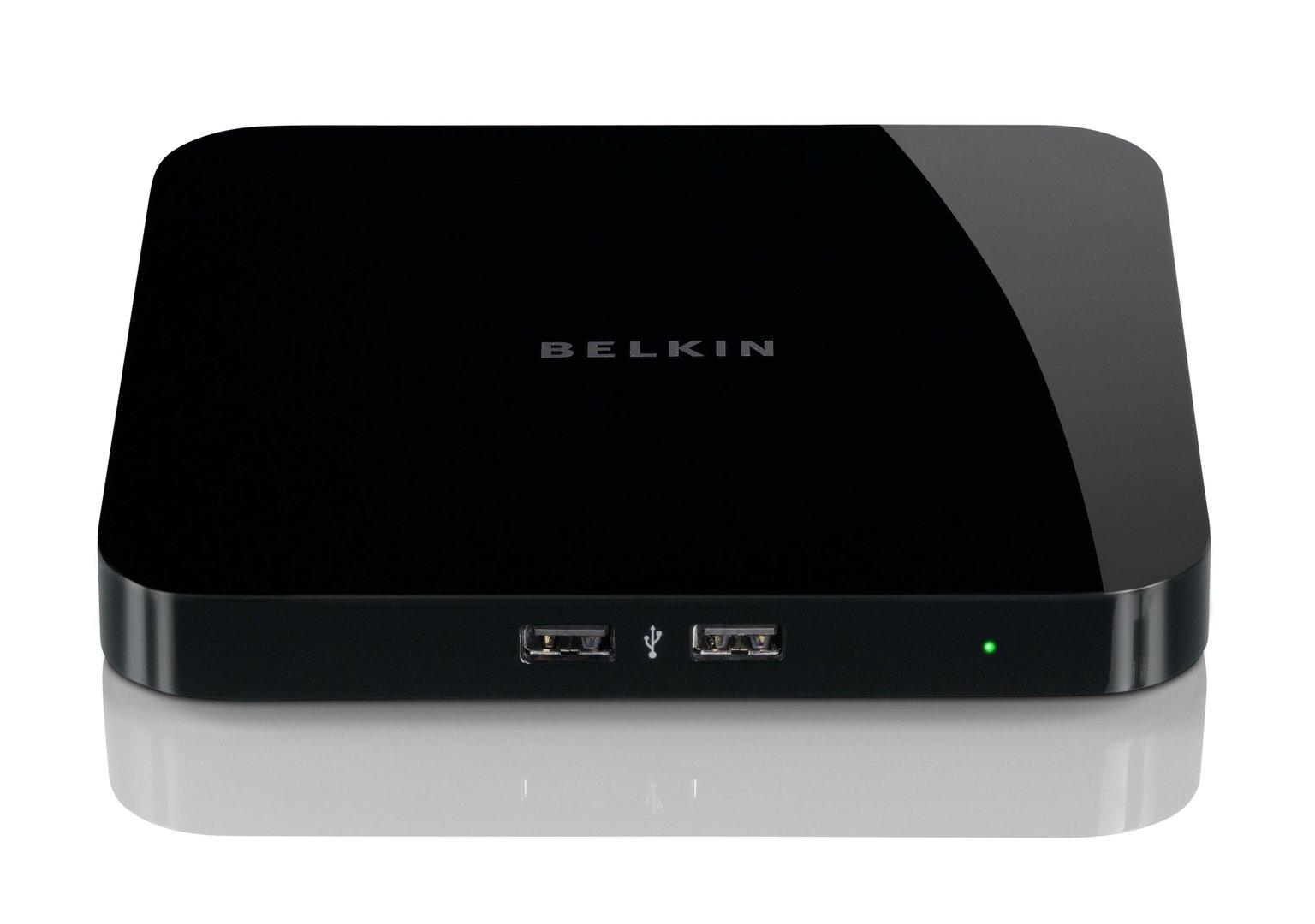 Belkin Netzwerk USB-Hub