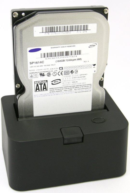 USB-HDD-Dockingstation