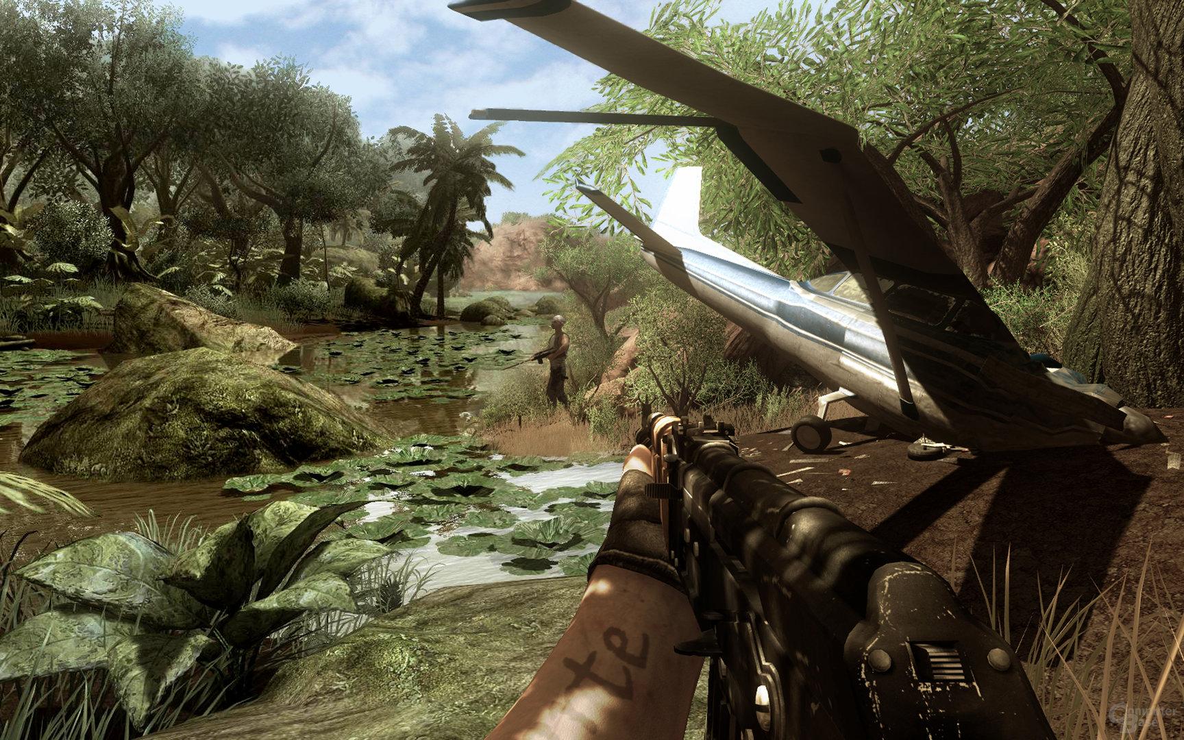 Far Cry 2, E3