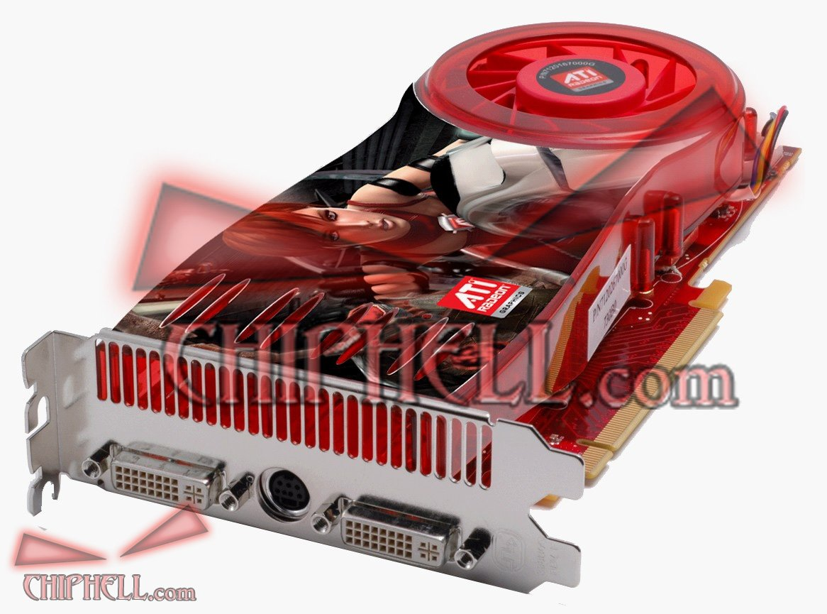 Radeon HD 3870