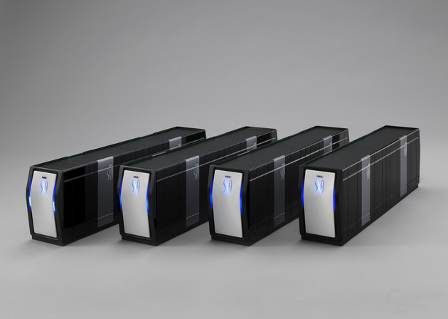 NEC SX9  Multi-Knoten-System